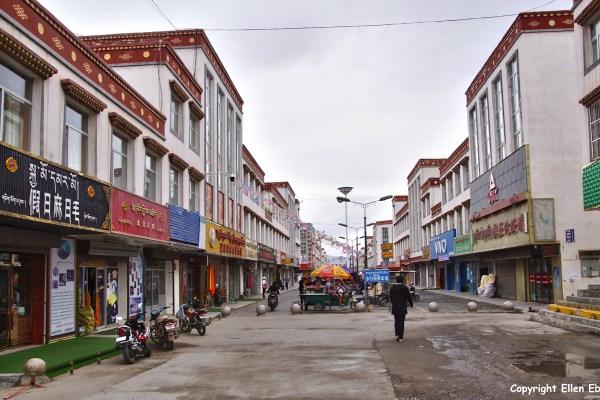 Amdo Ziketan Xinghai town