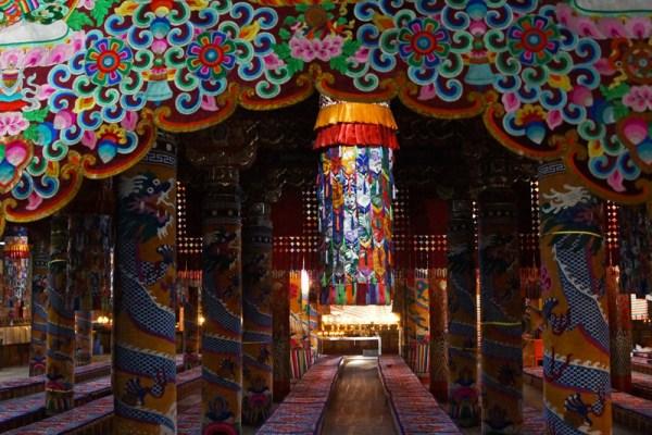 Rebkong Longwu Monastery