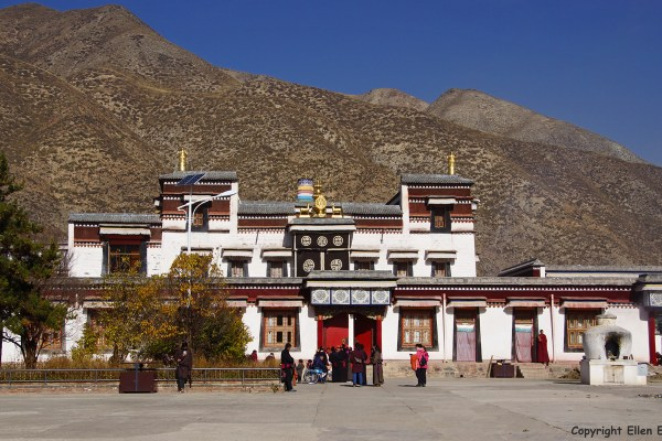 Xiahe Labrang Monastery