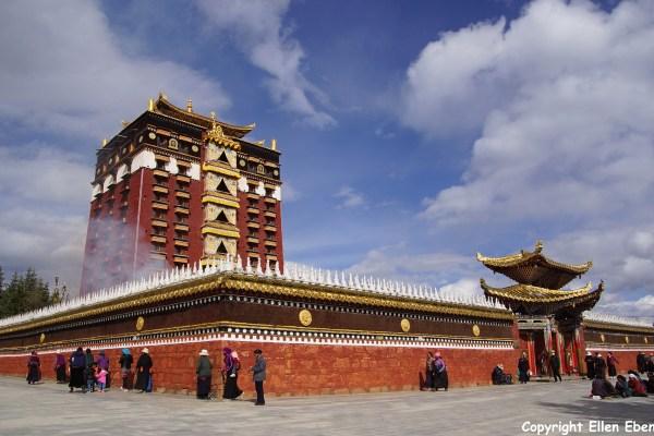 Hezuo Milarepa Temple