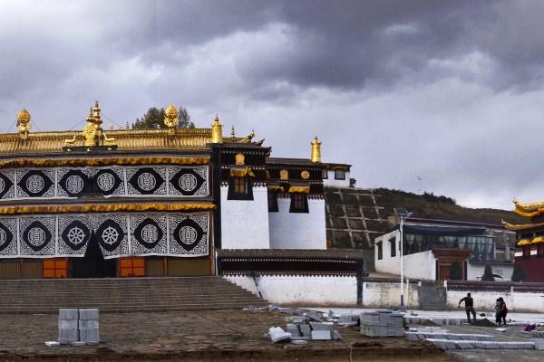 Hezuo Milarepa Temple monastery