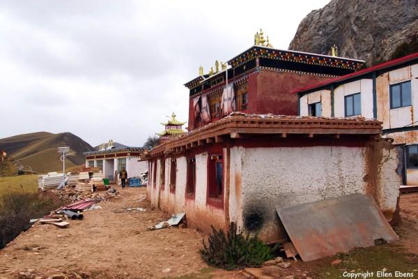 Nangchen monastery