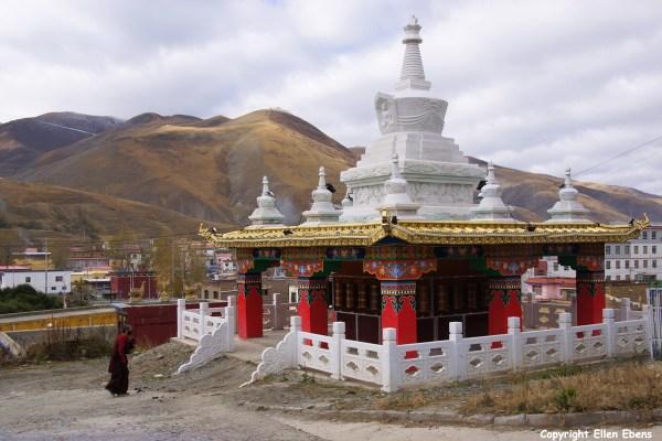 Yushu Dongtre Monastery