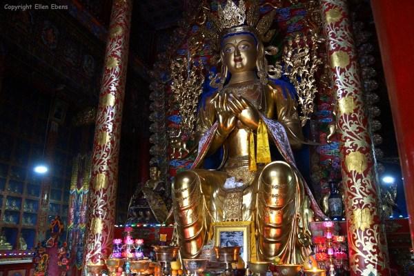 Longwu Monastery Rebkong