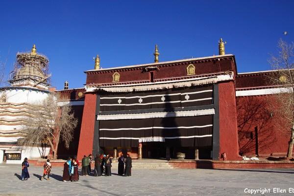Pelkor Chöde Monastery and Kumbum