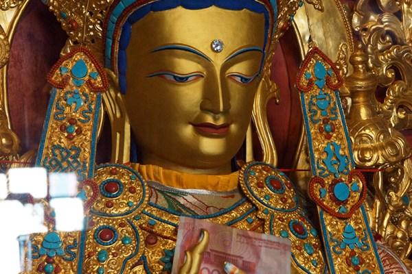 Lhasa temple