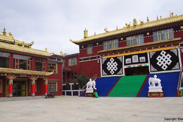 Dongtre Monastery