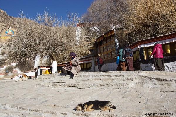 Lhasa Drepung Monastery