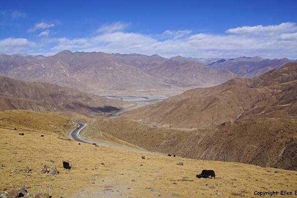 Kamba La pass