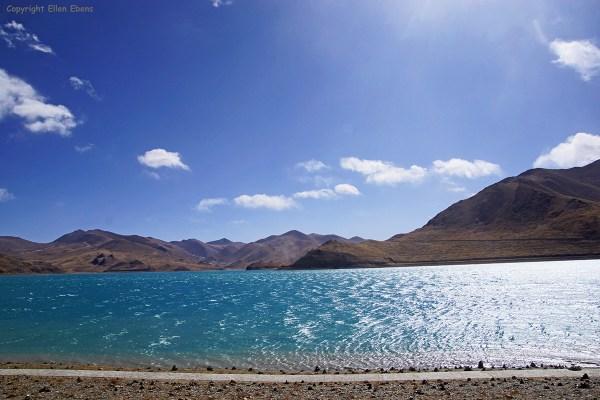 Lake Yamdrok Tso