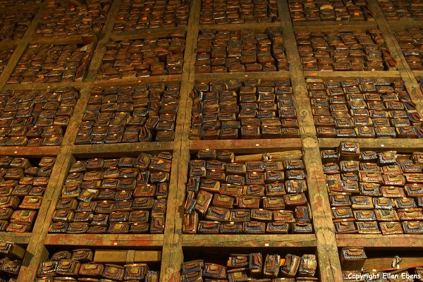 Sakya Monastery library