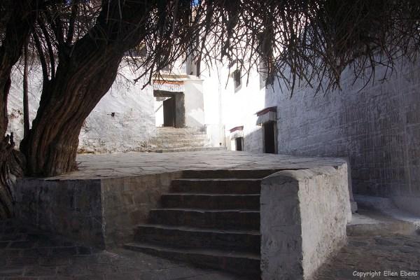 Tashilhunpo monastery Shigatse