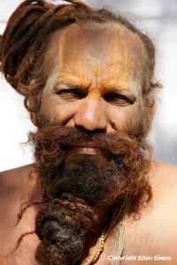 Sadhu at Pachmarhi