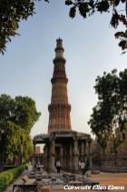The Qutab Minar, Delhi