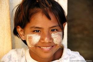 Girl, Bagan