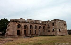 Hindola Mahal, Mandu