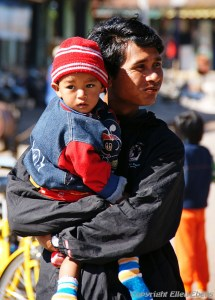 Kalaw, father and son