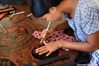 Bagan, the art of making beautiful lacquerware