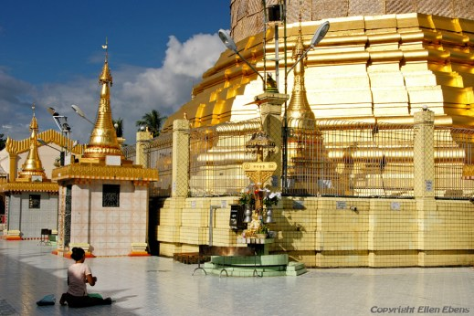 Yangon, Botataung Pagoda