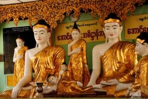 Yangon, Shwedagon Pagoda