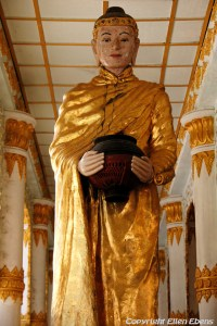 Bago, Kha Khat Wain Monastery