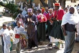 Abba Liqanos Monastery festival