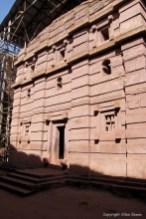 Harar rock-hewn church Bete Amanuel
