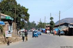 Ethiopia town