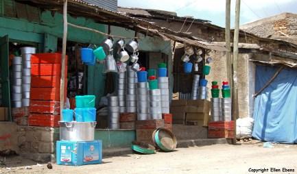 Harar shops