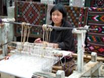 Buthan weaving
