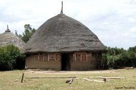 Gurage village