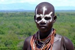 Ethiopia Karo Omo river