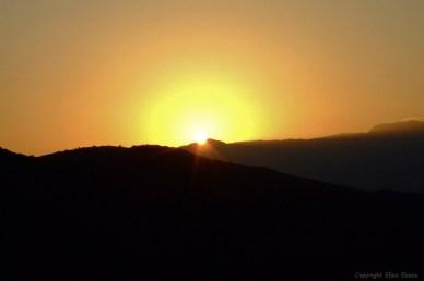Ethiopia sunrise