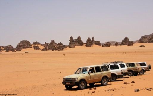 Libya Sahara