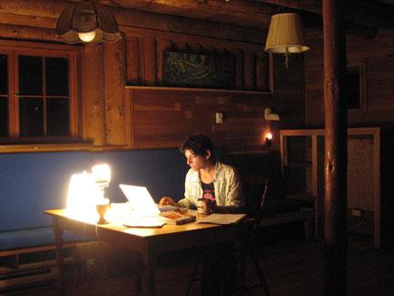 Ellen Forney writer