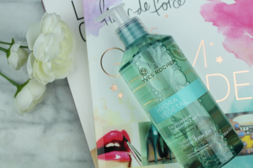 Yves Rocher Hydraterend Micellair Water 2 in 1
