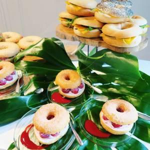 LUNCH TIME  Yummm bagels bagels lunch foodie foodhellip