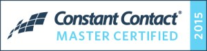 Master Certified by Constant Contact