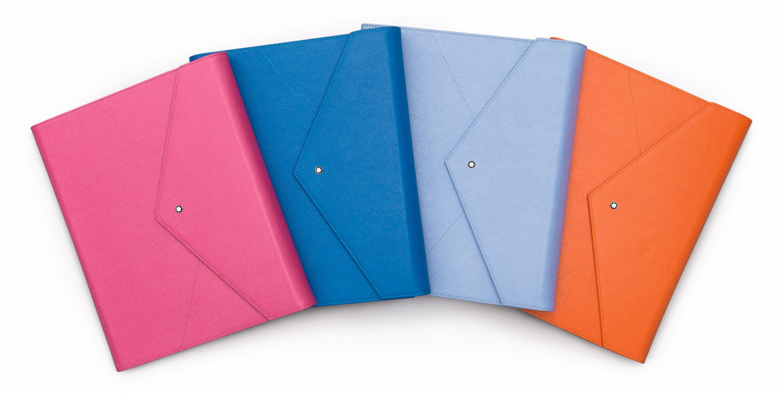 Montblanc Augmented Paper Sartorial Core und Sartorial Capsule Collection