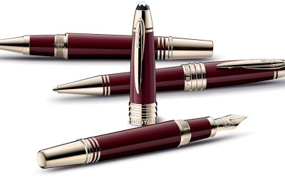 Great Characters John F. Kennedy Special Edition Burgundy Füllfederhalter