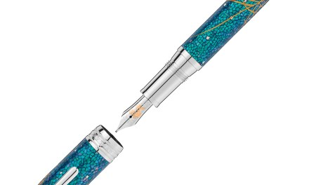 Montblanc Meisterstück Calligraphy Maki-e Limited Edition 88