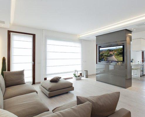 Raffinato minimalismo - Salotto