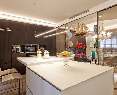 Marmo e stile - Cucina