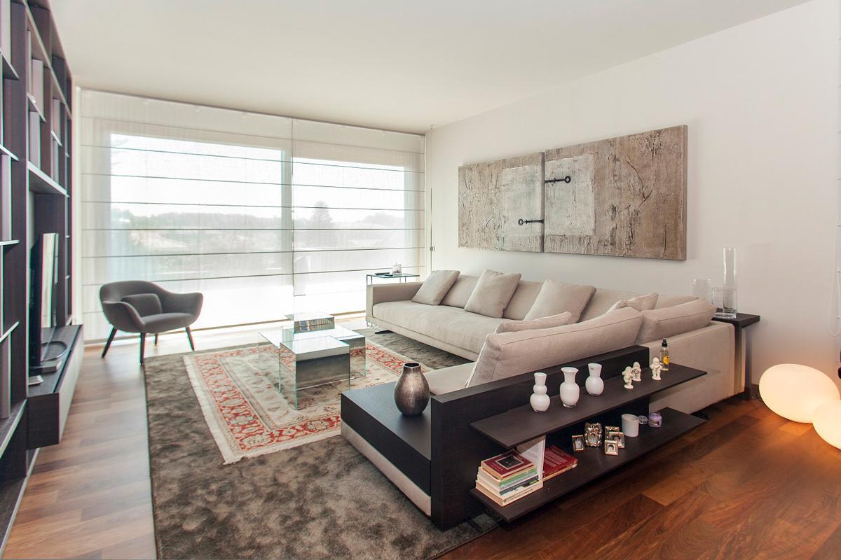 Villa 01 - Salotto - Ellepi Interior Design