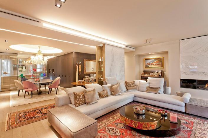 Appartamento 04 - Salotto - Ellepi Interior Design