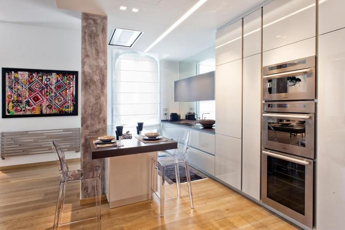Appartamento 09 - Cucina - Ellepi Interior Design