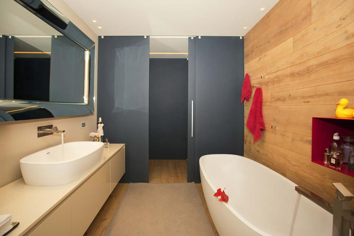 Attico 05 - Bagno - Ellepi Interior Design