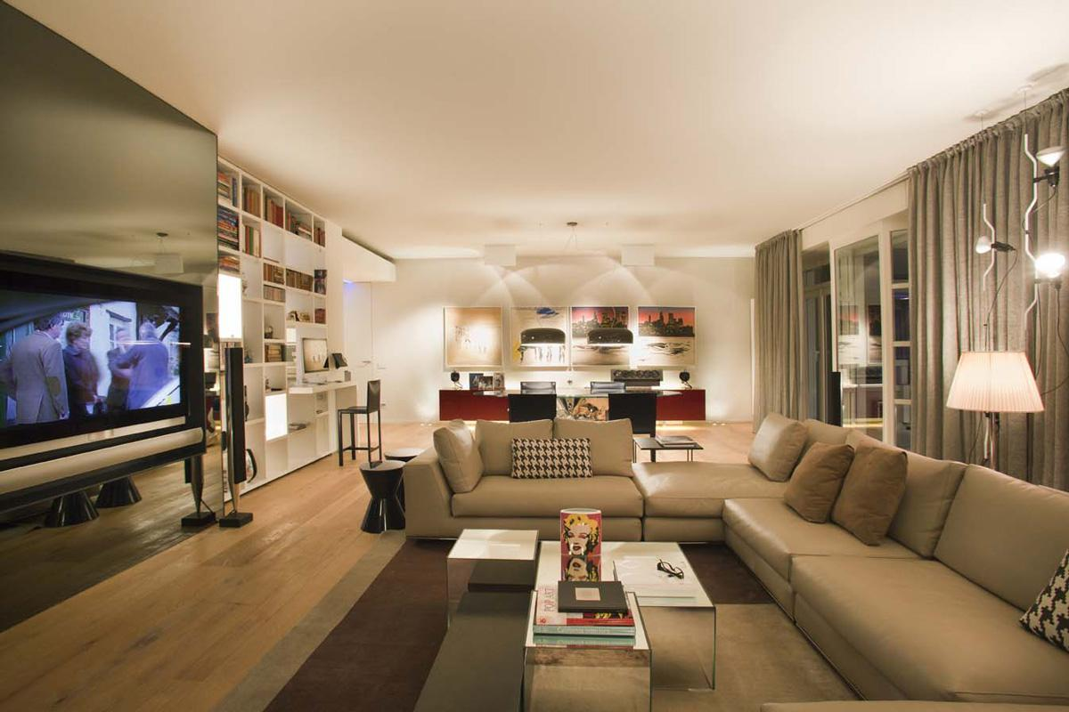 Attico 05 - Sala - Ellepi Interior Design