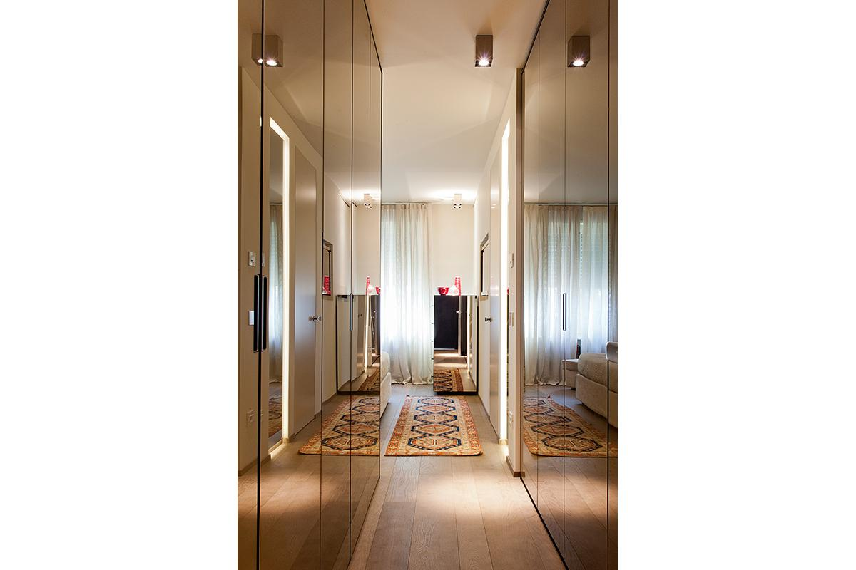 Appartamento 04 - Corridoio - Ellepi Interior Design