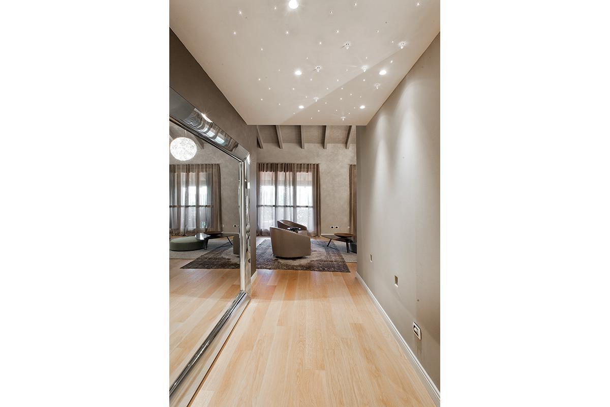 Mansarda 06 - Corridoio - Ellepi Interior Design